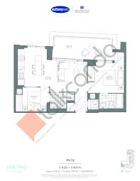 Mattamy Homes Floor Plans by Vita 2 Condos Talkcondo