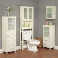 Bathroom Cabinets Shelves Bathroom Storage Shelves Foter
