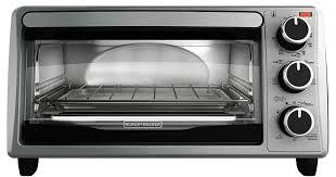 Plum Toaster Amazon Black U0026 Decker 4 Slice Toaster Oven Only 19 99 Best