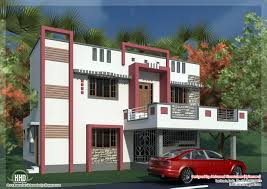 Floor Plans For Houses In India by North Indian Exterior House Kerala Home Design And Floor Plans