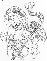 pdf format tattoo book 83 pages dragon outline tattoo sketches