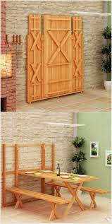 5 incredible folding furniture designs for saving space