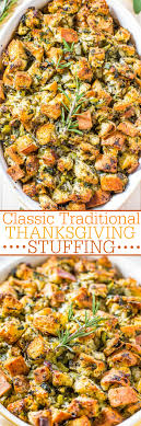 classic traditional thanksgiving averie cooks