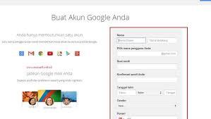 cara membuat akun gmail terbaru cara mudah membuat akun gmail terbaru risnaclub
