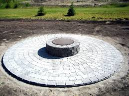 Average Cost Of Flagstone by Patio Ideas Patio With Fire Pit And Tub Backyard Fire Pit