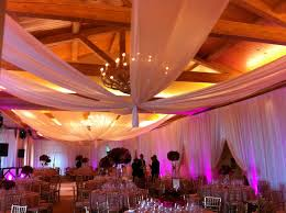 drape rental wedding drapery