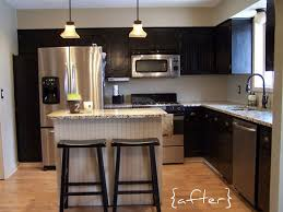 kitchen makeover ideas on a budget this kitchen makeover was inexpensive impactful thanks to a diy