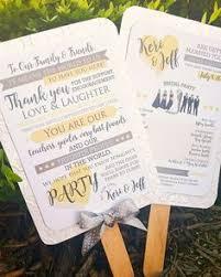 Diy Wedding Ceremony Program Fans Simple Alabama Barn Wedding By Mandy Busby Program Fans