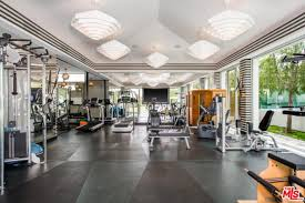 celebrity home gyms gwen stefani s summit house is on the market trulia celebrity