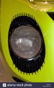 lamborghini headlights a close up of the