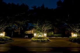 pelican bay commercial landscape lighting outdoor lighting