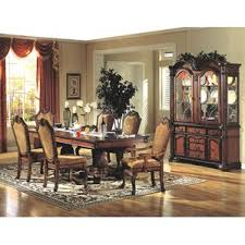 Dining Room Table And Hutch Sets 7 Piece Kitchen U0026 Dining Room Sets You U0027ll Love Wayfair