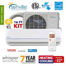 mini split air conditioner ebay