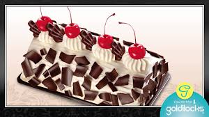 goldilocks black forest roll radio ad youtube