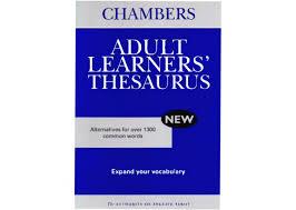 chambers learners thesaurus by fresquivol issuu