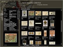 david rumsey historical map collection news