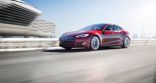 tesla premium electric sedans and suvs