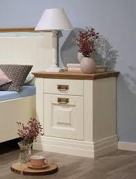 Schlafzimmer Komplett Kiefer Massiv Schlafzimmer 3teilig Bett 100x200 Nachtkommode Highboard