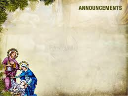 away in a manger church powerpoint template christmas powerpoints