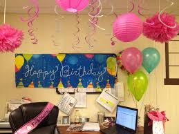 happy birthday decorations ideas