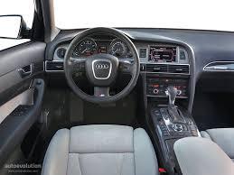2007 Audi Avant Audi S6 Avant Specs 2006 2007 2008 Autoevolution
