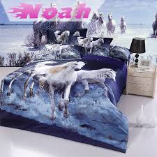 Girls Horse Comforter Linen Tank Picture More Detailed Picture About Kids Horse White