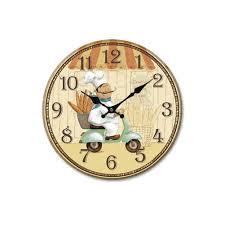 online get cheap mechanical wood clock wall aliexpress com