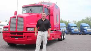 used t600 kenworth sold t600 studio at inland kenworth of phoenix youtube
