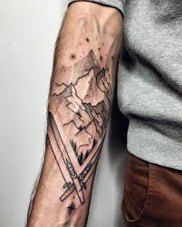 the 25 best skiing tattoo ideas on pinterest winter tattoo
