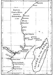 Map Of Africa Quiz by Maritime Archaeology Of East Africa Wikipedia