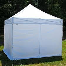 Tent Awning King Canopy Tuff Tent Canopy W Walls 10 U0027 X 10 U0027 Sam U0027s Club