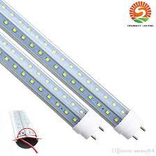 led 4 ft lights v shape led tube 4ft 28w 5ft 36w high lumens t8 led tube lights 270
