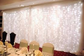 Curtain Lights Amazon by Amazon Com Fefelightup String Fairy Light Window Curtain Icicle