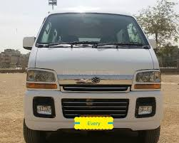 suzuki every van suzuki every join 2005 for sale in karachi pakwheels