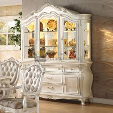 2 Piece China Cabinet China Cabinets At Discount Furniture Store