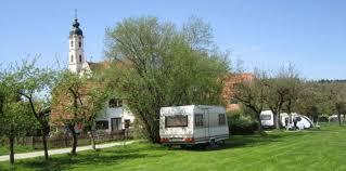 Plz Bad Saulgau Campingplatz Von Steinhausen U2013 Campingplatz In Steinhausen Bad