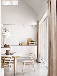 scandinavian kitchen designs modern minimalist scandinavian kitchen interior design with wooden