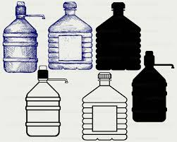 drink svg plastic bottle water svg drink clipart bottle svg water silhouette