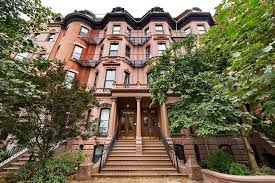 five brick and brownstone buildings to tour this weekend
