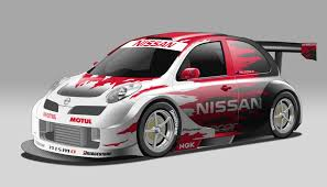 nissan march nissan march micra race car rehash by stylepixelstudios on