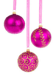 pink christmas baubles free stock photo public domain pictures