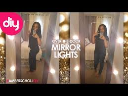 where to buy lights diy where to buy 10 mirror lights inspired by amberscholl youtube