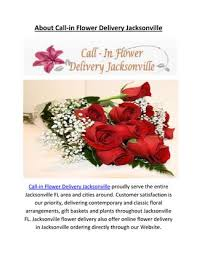 flower delivery jacksonville fl call us 904 602 8419 jacksonville flower delivery by call in