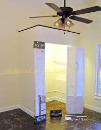 Bifold Closet Door Installation Extraordinary Opening Size Bifold Closet Doors Contemporary
