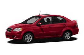 2011 chevrolet aveo new car test drive