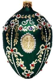 faberge ornaments faberge imperial rosebud egg