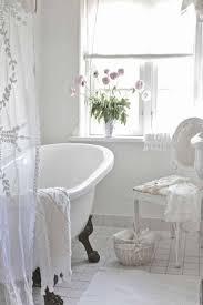 shabby chic bathroom decorating ideas blue and white shabby chic bathroom home decor ideas