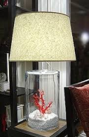 fillable lamp diying to be domestic