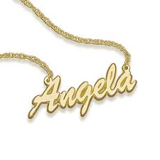 name necklace gold 14k 14k gold name necklace andino jewellery