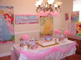 Party Cake Table Decorations Birthdays Pinterest Princess Tierra